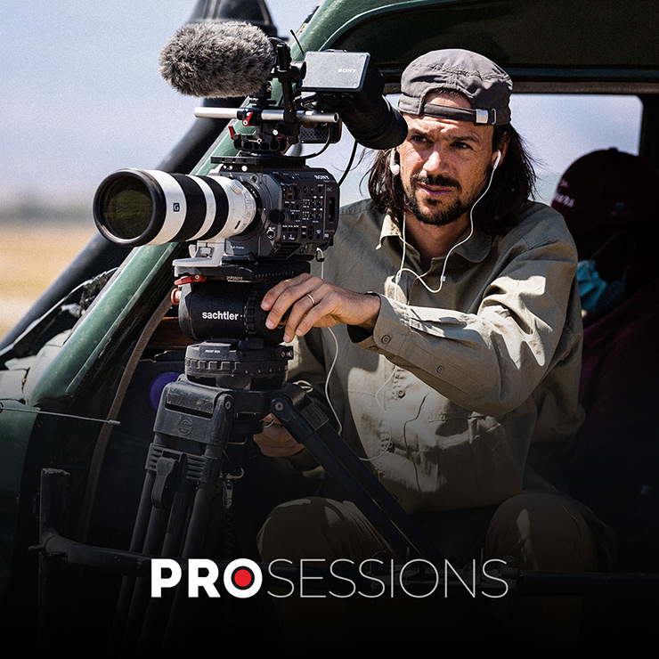 Sony Pro Session: Sony VENICE - RAW-Viewer-Workshop